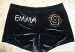 Personalised shorts with a Monkey